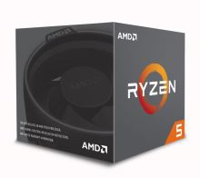 CPU AMD Ryzen 5 2600X 6core (3,6GHz)