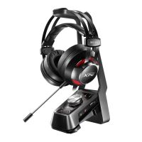 Adata EMIX H30 Gaming Headset + SOLOX F30 Amplifier