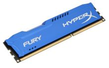 4GB DDR3-1333MHz Kingston HyperX Fury Blue