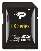 PATRIOT 16GB  SDHC Class 10