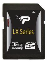 PATRIOT 32GB  SDHC Class 10