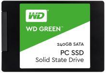 """SSD 2,5"""" 240GB WD Green 3D NAND SATAIII 7mm"""