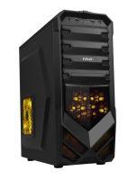 EVOLVE K4, midi case ATX, black, USB3.0,120 mm fan