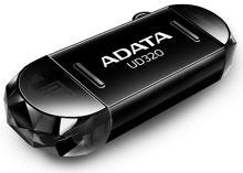 32GB ADATA UC320 USB 2.0 OTG černá