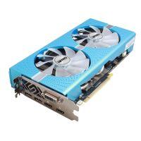 Sapphire NITRO+ RX580 8GB (256) aktiv D 2xH 2xDP S