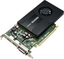 VGA PNY Quadro K2200 4GB (128) 2xDP 1xDVI