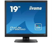 "19"" LCD iiyama ProLite E1980SD -5ms,5:4,DVI,ECO"
