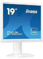 "19"" LCD iiyama ProLite B1980SD-W1 -5ms,5:4,DVI,ECO"