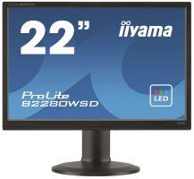"""22""""LED iiyama B2280WSD-LED,16:10,PIVOT"""
