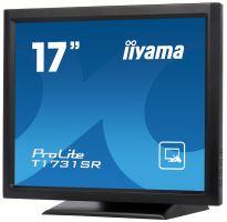 """17"""" LCD iiyama T1731SR-B2 -5 žilový,DVI,USB,RS-232"""