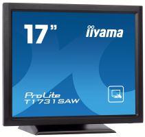 "17"" LCD iiyama T1731SAW- DVI,USB,RS-232"