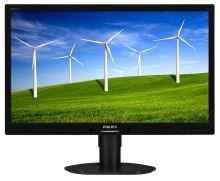 "24"" LED Philips 241B4LPYCB-FullHD,DVI,DP,rep,piv"