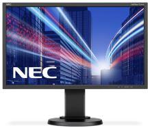 """24"""" LED NEC E243WMi - FullHD,IPS, black"""