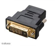 AKASA - DVI-D na HDMI adaptér