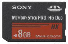 Sony Memory Stick Pro DUO High Grade MSHX8B