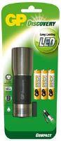 Svítilna LED GP LCE203+3x GP24AU