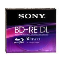 Média BLU-RAY DL SONY 50GB přepisovatelné, 1ks