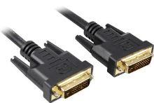 PremiumCord DVI-D,dual-link,DVI(24+1),MM, 2m