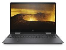 HP Envy 15x360bq100nc FHD Ryzen5 2500U/8GB/256SSD/2RServis/W10-dark ash silver