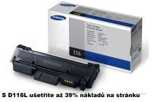 Samsung MLT-D116S/ELS 1200 stran Black