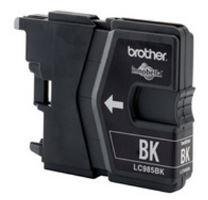 Brother LC-985BK, černá, inkoustová cartridge, originál