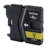 Brother LC-985Y, žlutá inkoustová cartridge, originál
