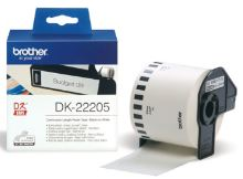 Brother DK-22205 (papírová role, 62mm x 38,48m)