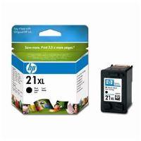 HP 21XL, C9351CE, černá, inkoustová náplň, originál