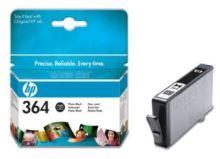 HP 364, CB317EE, foto černá, inkoustová náplň, originál