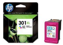 HP 301XL, CH564EE, barevná, inkoustová náplň
