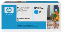 HP Q6001A, azurový, originální toner