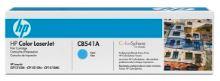 HP CB541A, azurový, originální toner