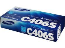 HP/Samsung CLT-C406S/ELS 1000 stran Toner Cyan
