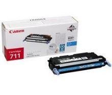 Canon CRG-711C, azurový, originální toner