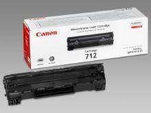Canon CRG-712, černý, originální toner