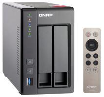 QNAP TS-251+-2G (2,0GHz/2GB RAM/2xSATA)