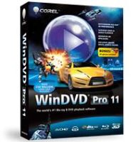 WinDVD Pro 11 Mini-Box