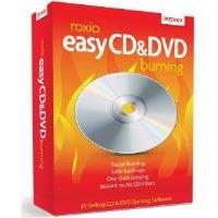 Easy CD & DVD Burning