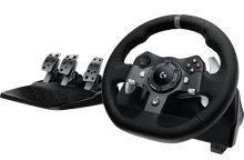 Logitech G920 Driving Force závodní volant - PC/ XONE