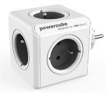 Zásuvka PowerCube ORIGINAL Grey, 5-ti rozbočka