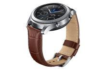 Samsung výměnný pásek Aligator Gear S3 , Brown