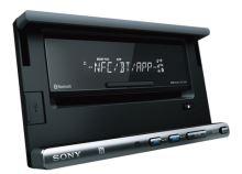 Sony multi. autorádio XSP-N1BT CD/MP3,USB/AUX