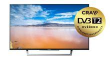 """Sony 32"""" LED TV KDL-32WD759 /DVB-T2,C,S2/XR400Hz/"""