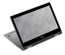 "Dell Inspiron 13z 5379 13"" Touch FHD i7-8550U/16G/512GB SSD/MCR/HDMI/USB/W10/2RNBD/Šedý"