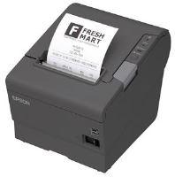 EPSON pokl.TM-T88V,tmavá,USB+paral.,zdroj, kabel