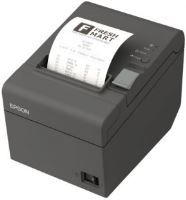 EPSON pokl.termo TM-T20II,tmavá,USB+ RS232,zdroj