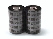 Zebra páska 2100 Wax. šířka 80mm. délka 450m