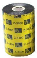 Zebra páska 3400 wax/resin. šířka 110mm. délka 450
