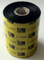 Zebra páska 3400 wax/resin. šířka 156mm. délka 450