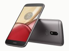 "Lenovo Moto M Dual SIM/5,5"" IPS/1920x1080/Octa-Core/1,8GHz/3GB/32GB/16Mpx/LTE/Android 6.0/Grey"